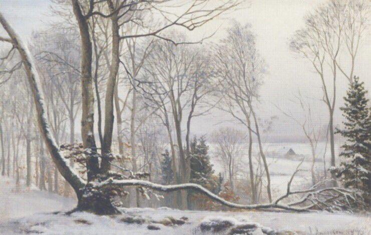 アンダース・アンデルセン・ルンビの絵